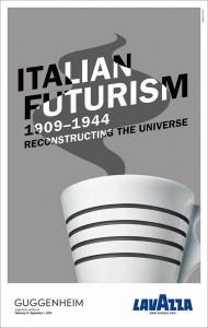 Lavazza per la mostra Italian Futurism