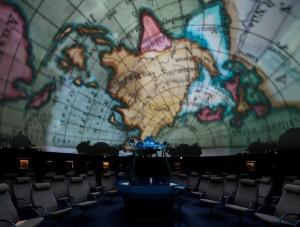 Cine Dreams al Planetario