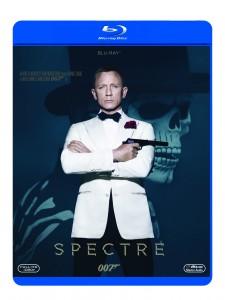 Spectre in Blu-ray