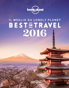 Lonely Planet guida Best in Travel 2016