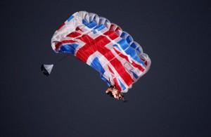 Olimpiadi 2012 - Regina Elisabetta II