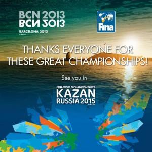 Mondiali di nuoto 2015