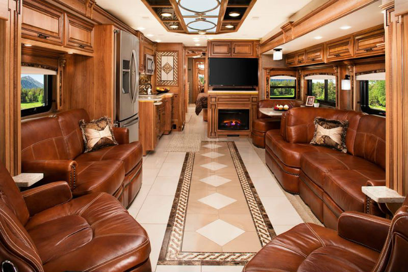 Caravan-lusso