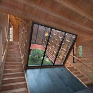 Real Estate Cile, casa cascata