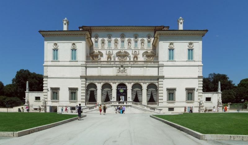 Galleria-Borghese-Roma-Caravaggio