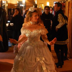 Chiara Giacobelli in Antonia Sautter