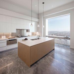I nuovi appartamenti nella torre al 432 di Park Avenue di New York