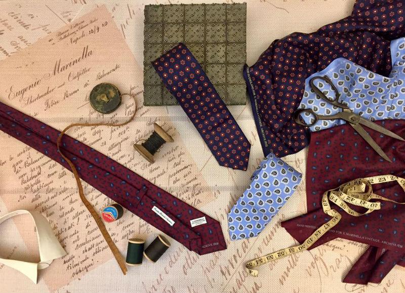 Marinella-Cravatte