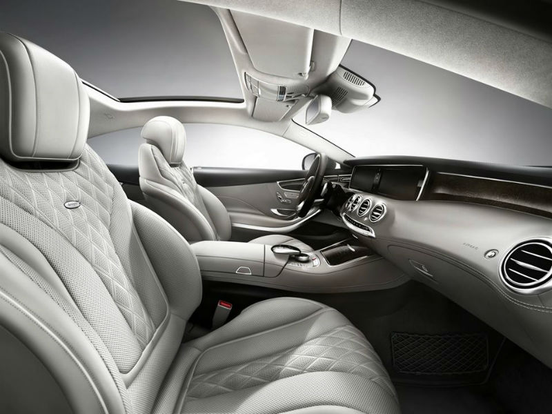 Mercedes-Classe-S