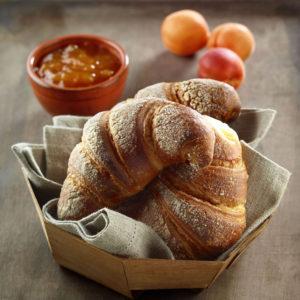 Croissant all'albicocca, Luca Montersino