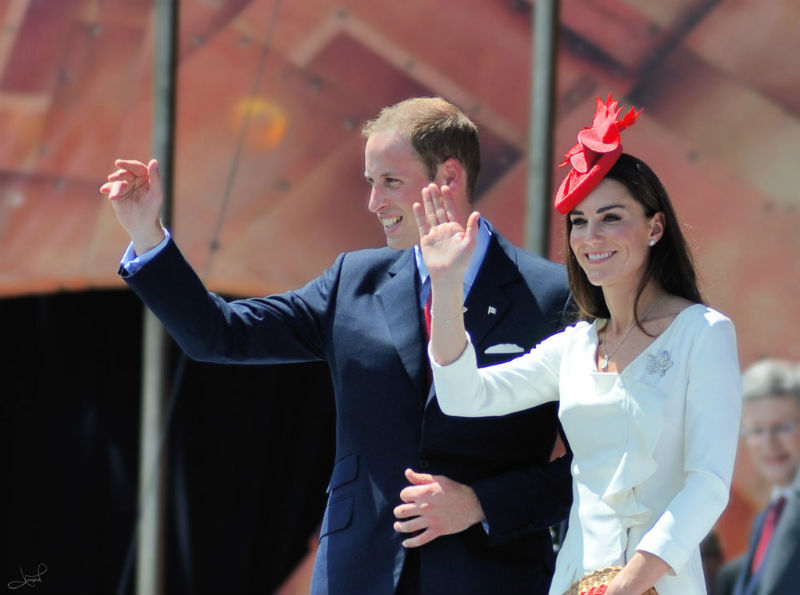 kate middleton e william natale