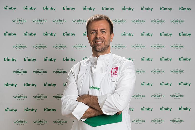 Luca Montersino Team Chef Bimby