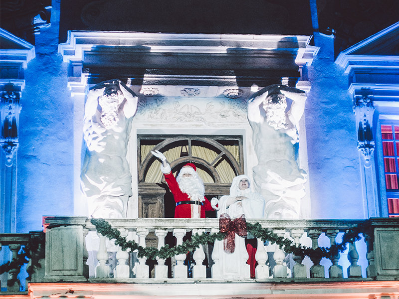 Ponte dell'Immacolata 2016 - Magico Paese di Natale