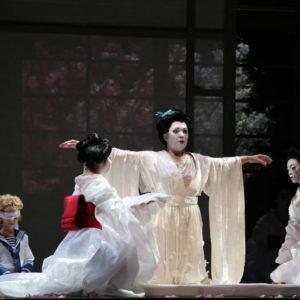 Prima della Scala Madama Butterfly
