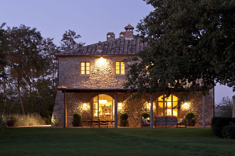 Villa Stabbi. Castiglion del Bosco - Rosewood Castiglion del Bosco
