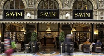 Ristorante Savini, Milano