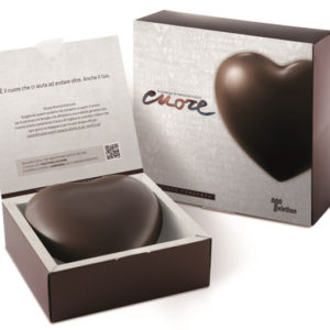 cuore di cioccolato telethon 2016
