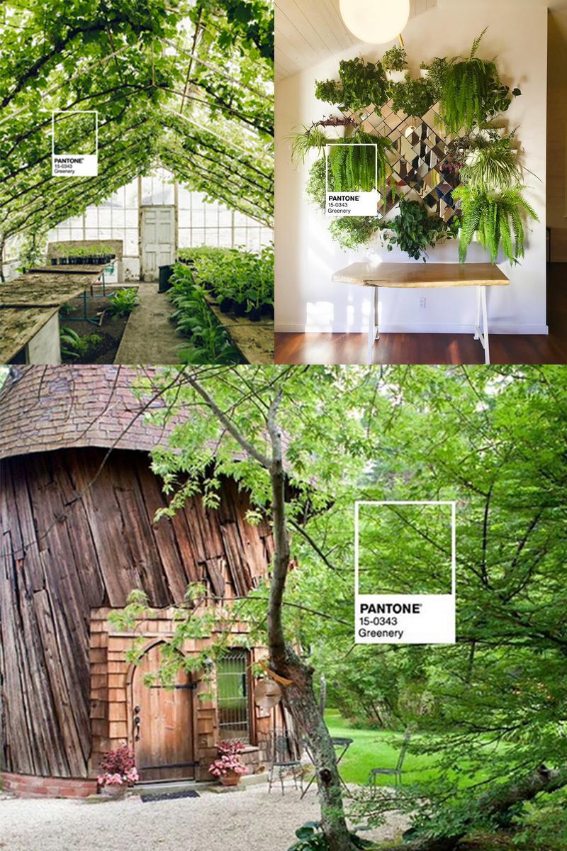 Pantone il colore del 2017 luxgallery for Pantone 2017 greenery