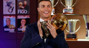 Ronaldo Pallone d'oro 2016