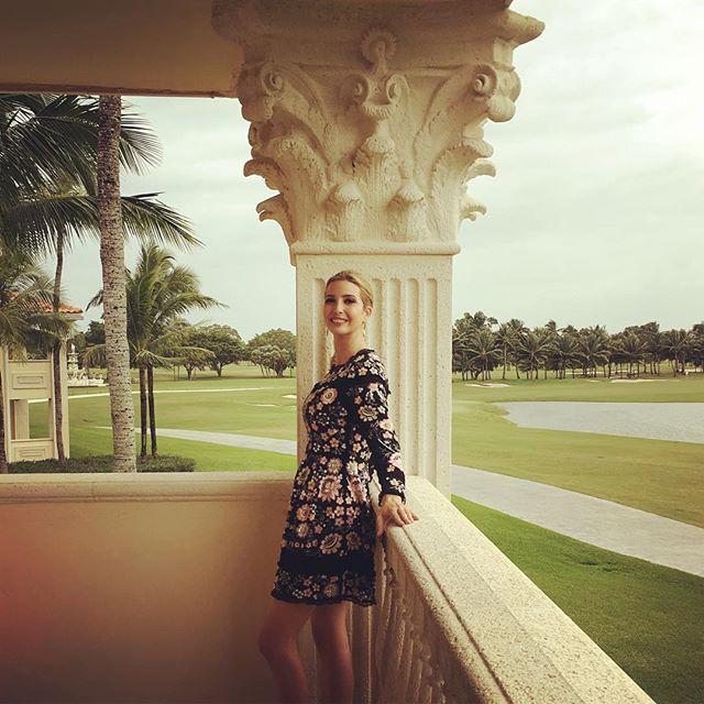 Ivanka Trump villa di lusso