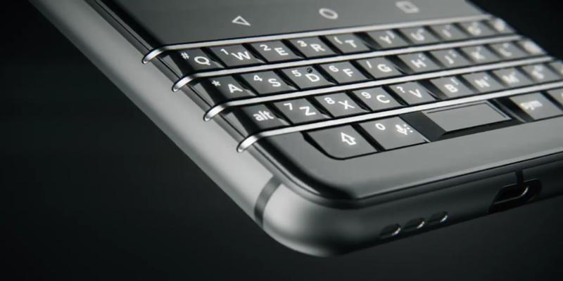 blackberry CES 2017