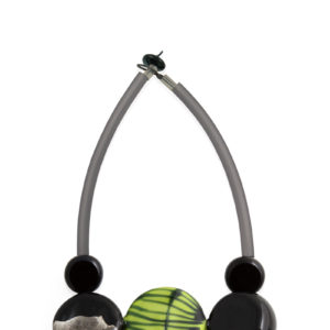 "Collana ""Lucesabbia"":design by Caterina Zucchi"