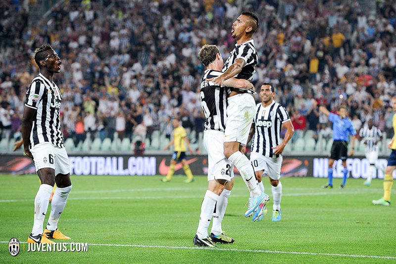 Football Money League 2017, juventus