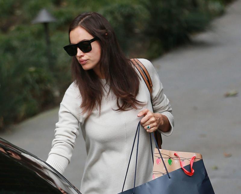 Irina Shayk è incinta