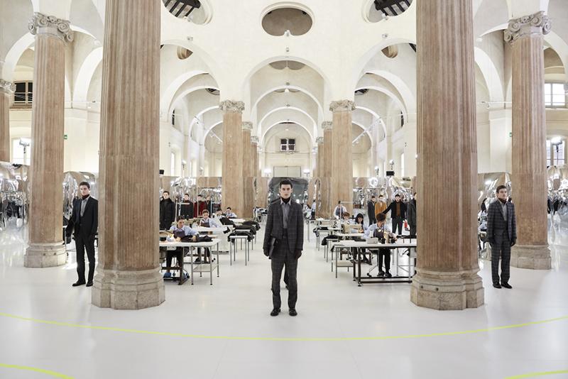 Milano Fashion Week, trend moda uomo inverno 2017 - Pal Zileri