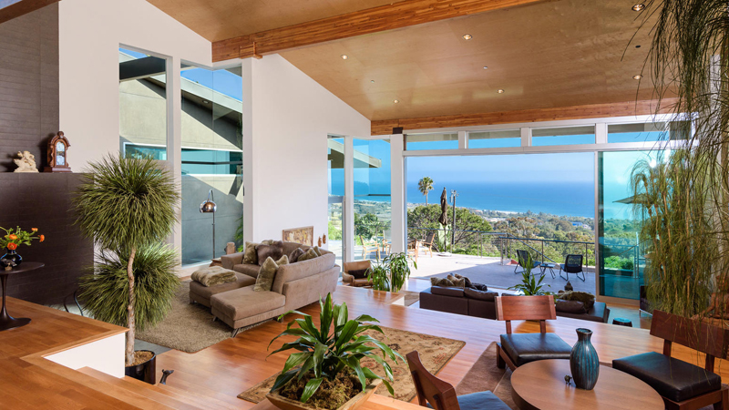 Luxury real estate venduta la villa di lusso di mark for La casa di malibu
