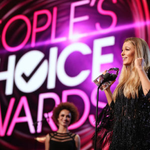 People's Choice Awards 2017: Blake Lively