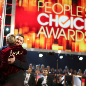 People's Choice Awards 2017: Ellen DeGeneres e Justin Timberlake