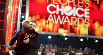 People's Choice Awards 2017: Ellen DeGeneres e Justin Timberlake
