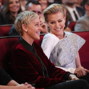 People's Choice Awards 2017: Ellen DeGeneres e Portia de Rossi