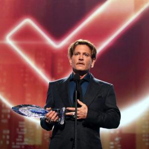 People's Choice Awards 2017: Johnny Depp