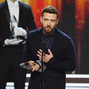 People's Choice Awards 2017: Justin Timberlake