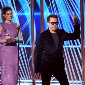 People's Choice Awards 2017: Robert Downey Jr.