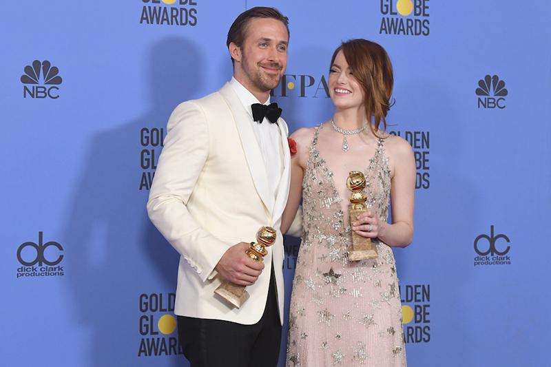 Golden Globe 2017 - La La Land