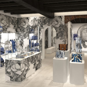 Louis Vuitton, a Milano il primo pop-up store in Italia