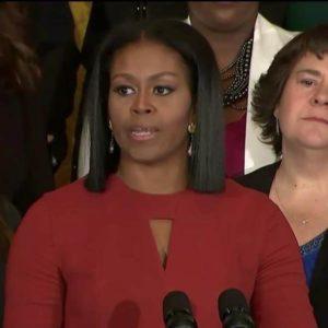 michelle obama discorso finale