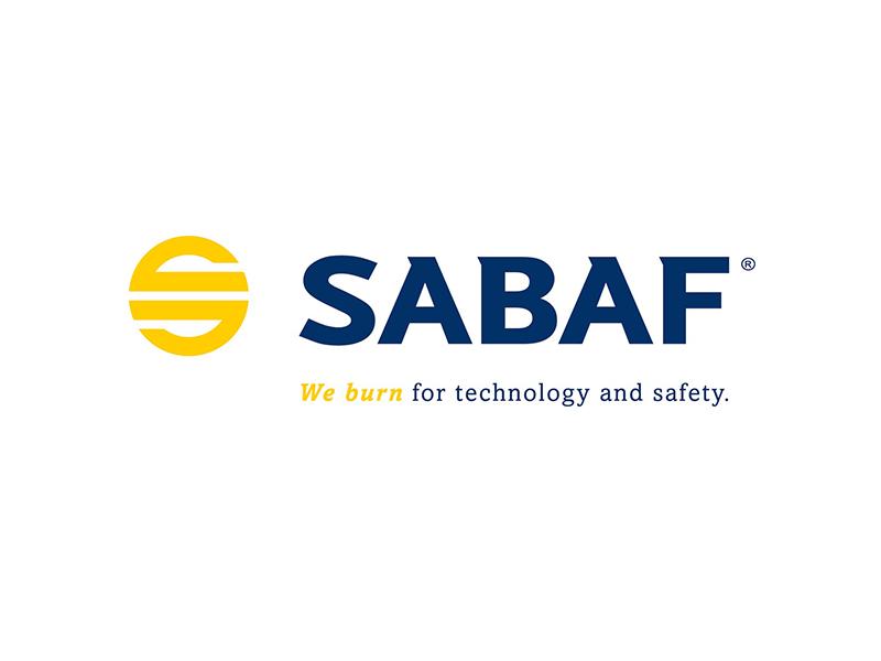 Sabaf, Logo