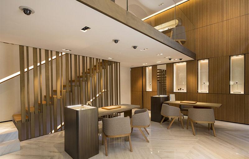 Boutique di lusso scelgono arredamenti made in italy for Made in italy arredamenti bertinoro