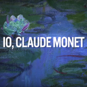 io claude monet nexo digital