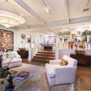 La villa di lusso a Beverly Hills di Jane Fonda