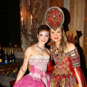Antonia Sautter con Bebe Vio