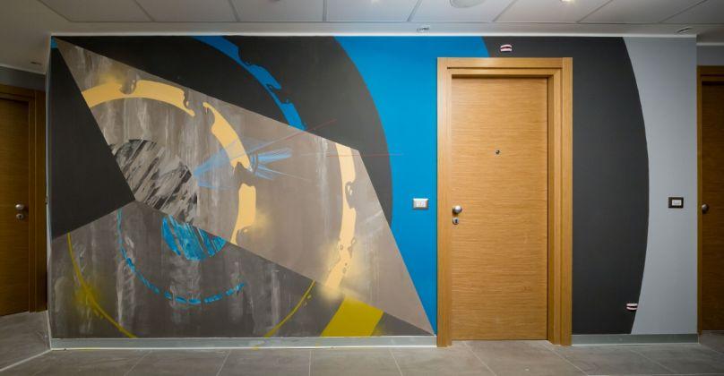 Nyx milano concept hotel luxgallery for Ristorante murales milano