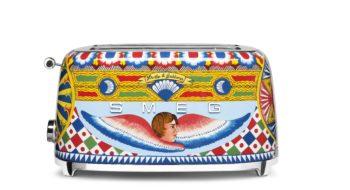 """Dolce Gabbana e Smeg  """"Sicily is my love"""" la linea di piccoli  elettrodomestici firmati 4e5db7e0dc"""