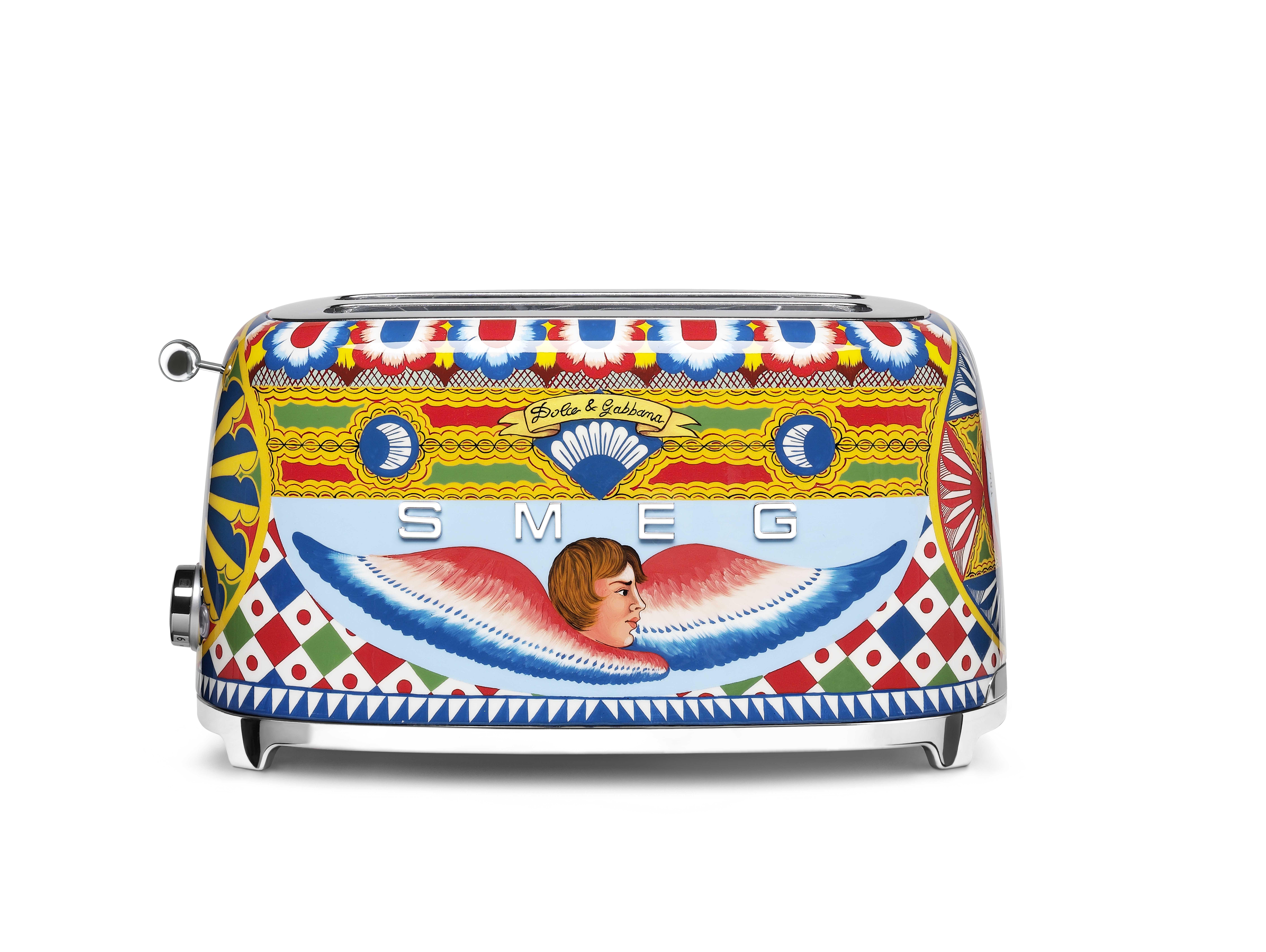 Dolce&Gabbana e Smeg: \