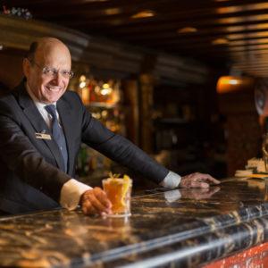 Il barman Fadda