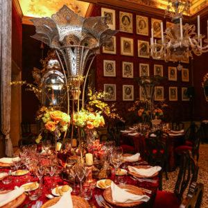 Le bellissime sale di Palazzo Pisani Moretta